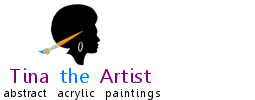 Tina the Artist Logo