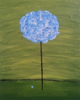Tree or Flower? Painting